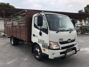 lorry rental malaysia